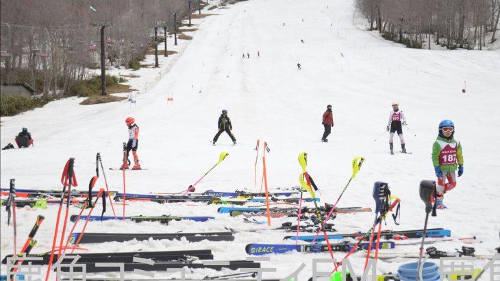「春スキー」でにぎわう 鹿角市八幡平